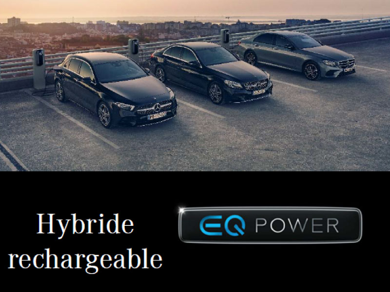 EQ POWER : l'hybride rechargeable